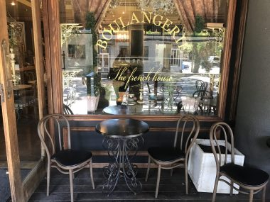 Nice Dear Readers, A Little Cafe Oozing French Elegance And Savoir Faire, In  Perhaps A Part Of Sydney Where You Would Least Expect To Indulge The  Francophile ...